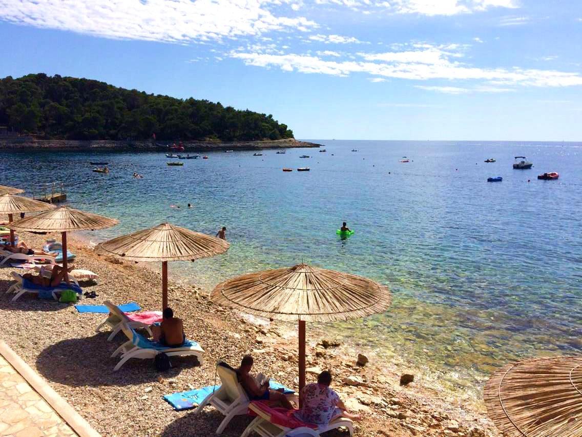 Beach Mali Losinj