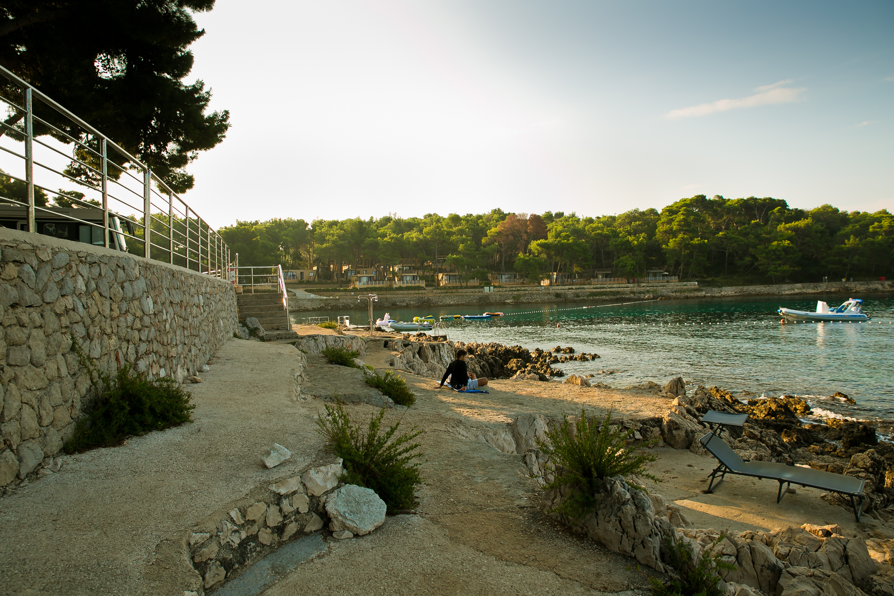 Beach Mali Losinj Camp Cikat