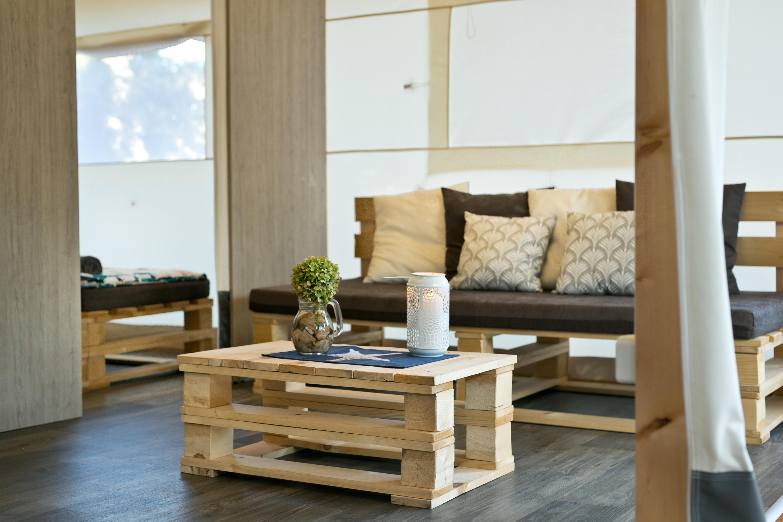 design interior camp park Soline