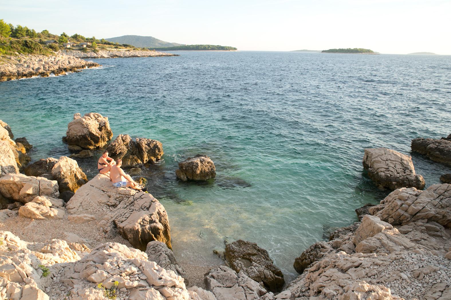 beach Primosten