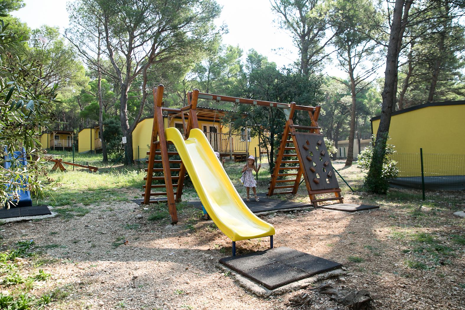kids playground Baško Polje