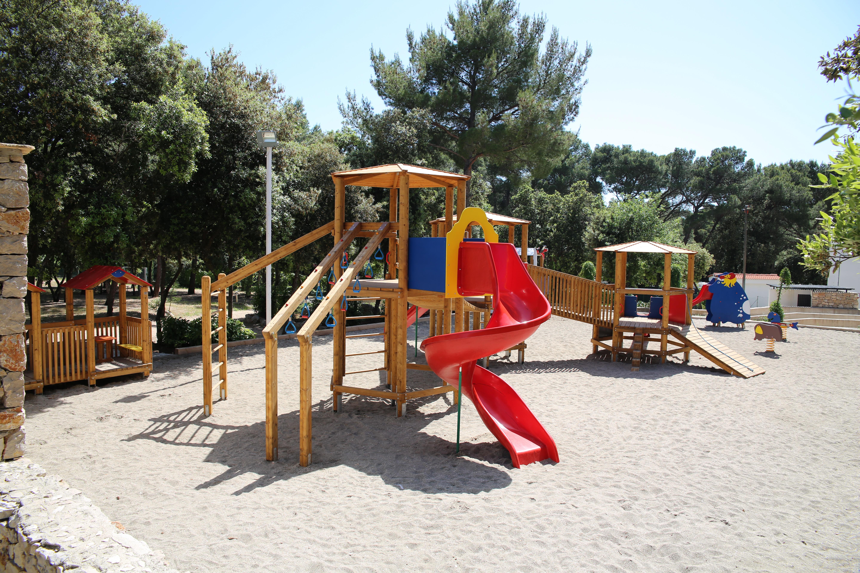 kids playground Soline Biograd na Moru